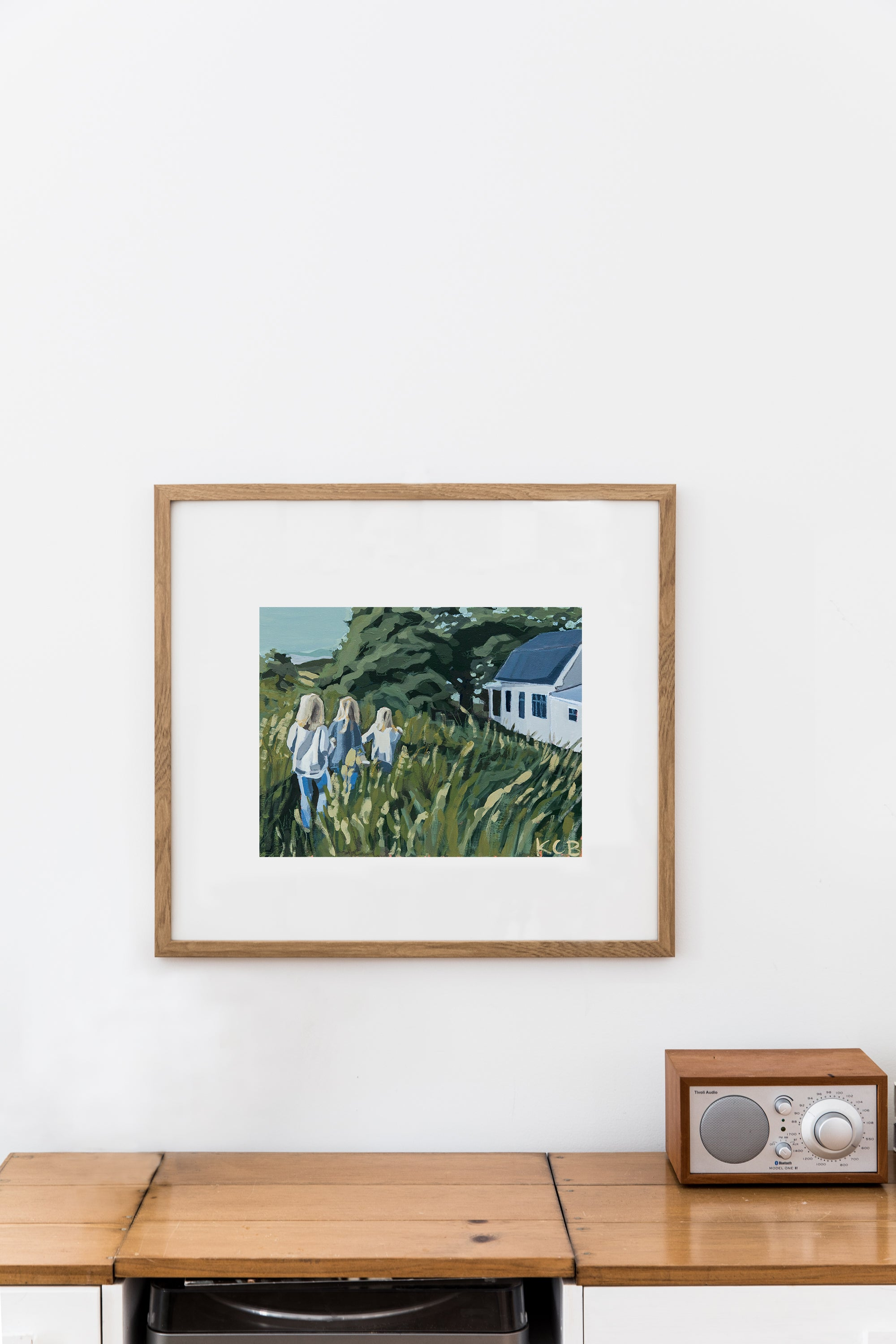 Gather Series Prints - Bring the Wine