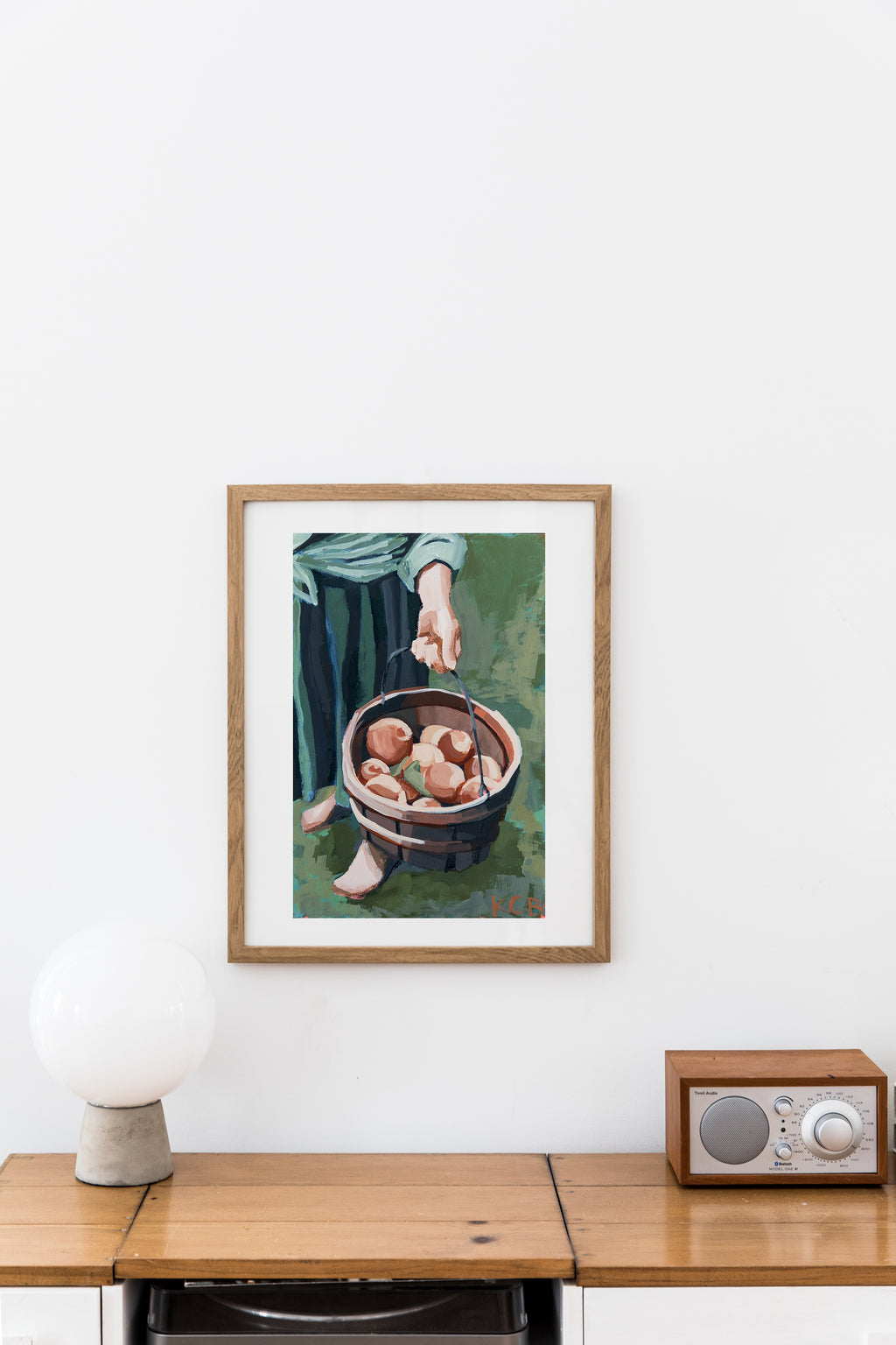 Gather Series Prints - Freshly Picked