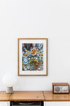 Gather Series Prints - Pass The Heirloom Salad