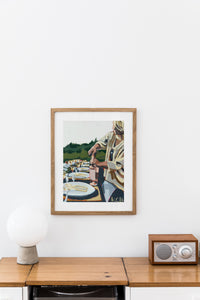 Gather Series Prints - I'll Have Rosé
