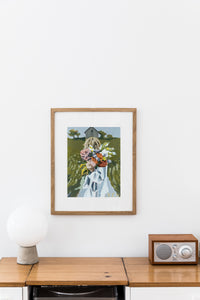 Gather Series Prints - In Bloom
