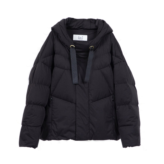 S06-02-007 COCOON DOWN JACKET / Material: DUALFLEX