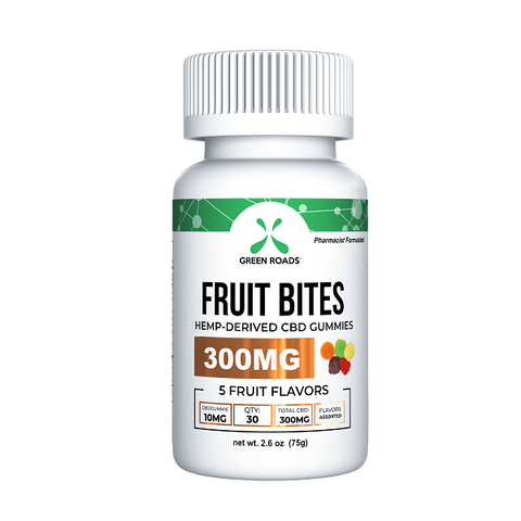 300-MG Natural Hemp CBD Fruit Bites - btn-hemp