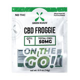 50-MG On The Go Natural Hemp CBD Froggies (Box of 30) - btn-hemp