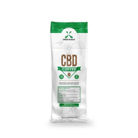 CBD Coffee – 2.00 oz. Bag - Back to Nature CBD & More...