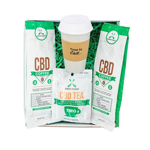 Coffee, Tea & Me CBD Bundle - Back to Nature CBD & More...