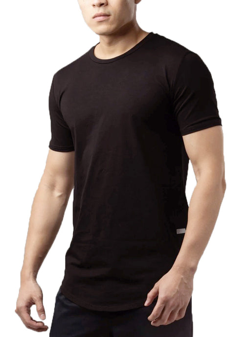 THE MUSCULAR AF Short Sleeves (Black)