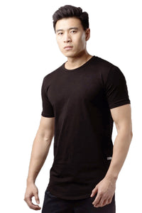 MUSCLE T-SHIRT (BLACK)