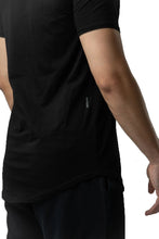 Load image into Gallery viewer, MUSCLE T-SHIRT (BLACK)