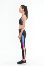 Load image into Gallery viewer, RAINBOW LEGGINGS (BLACK)