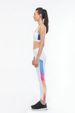 Load image into Gallery viewer, THE EYE CANDY Leggings (Colourfully White)