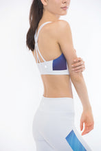 Load image into Gallery viewer, THE EYE CANDY Sports Bra (Colourfully White)