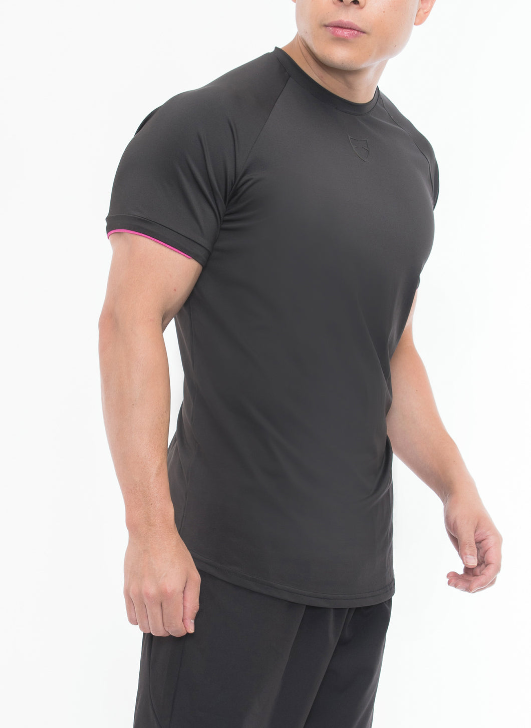 FUNCTIONAL T-SHIRT (BLACK)