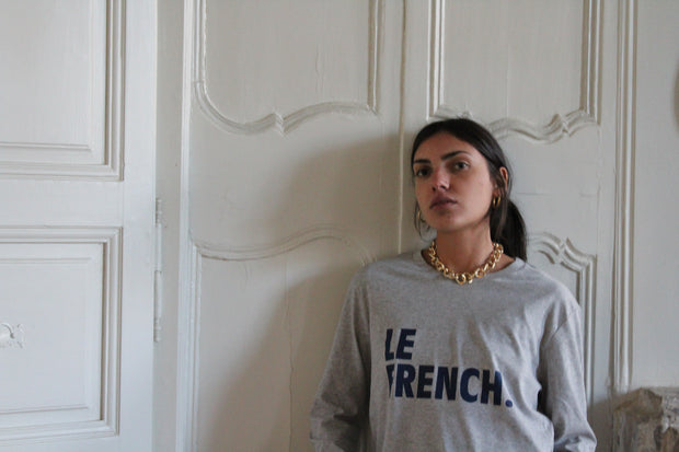 Le French. long sleeve t-shirt