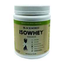 Load image into Gallery viewer, BLACKMORES ISOWHEY 448g - Wellings Online Store