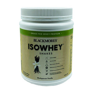 BLACKMORES ISOWHEY 448g - Wellings Online Store