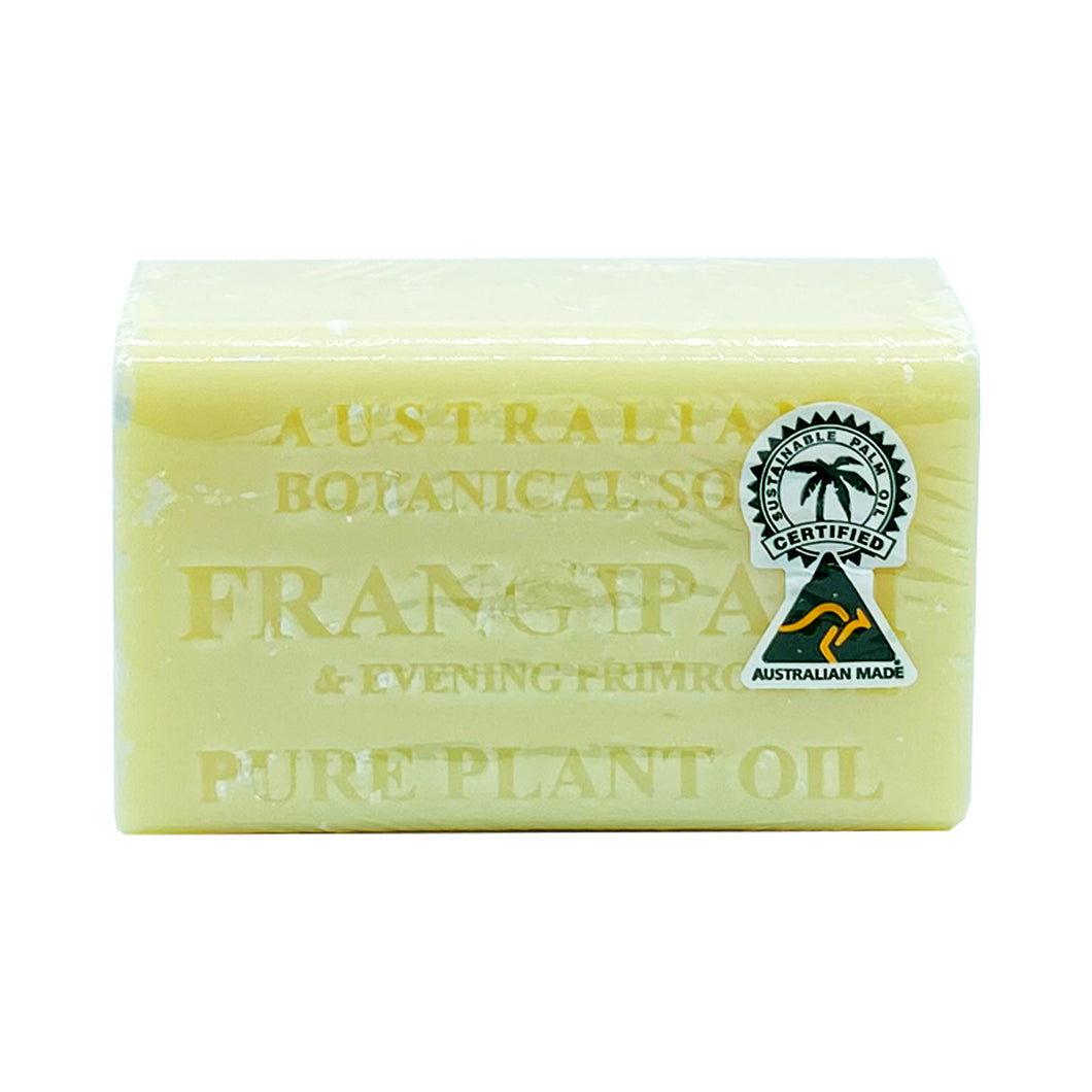 AUSTRALIA BOTANICAL SOAP 200GM - FRANGIPANI (BAR) - Wellings Online Store