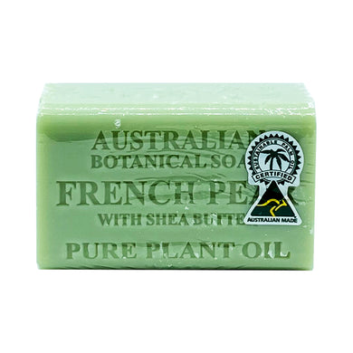 AUSTRALIA BOTANICAL SOAP 200GM - FRENCH PEAR (BAR) - Wellings Online Store
