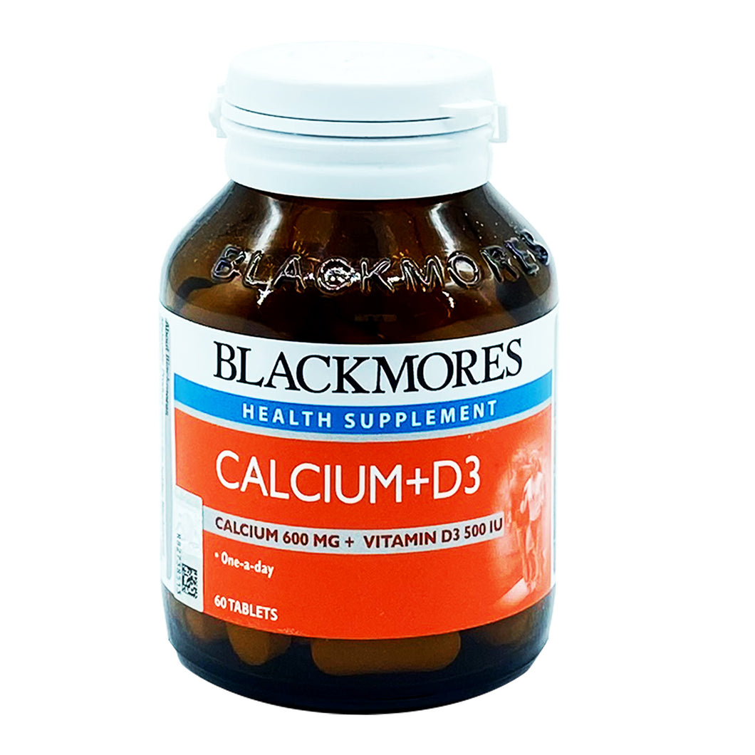 BLACKMORES CALCIUM+D3 (60S - BTL) - Wellings Online Store