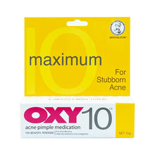 Load image into Gallery viewer, OXY 10 25G (TUBE) - Wellings Online Store
