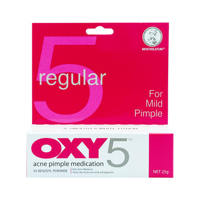 OXY 5 25G (TUBE) - Wellings Online Store