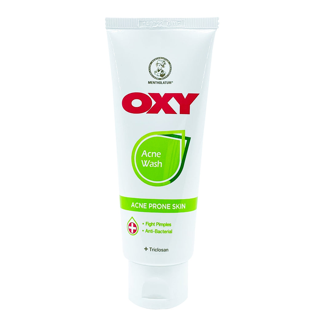OXY ACNE WASH 80G (TUBE) - Wellings Online Store