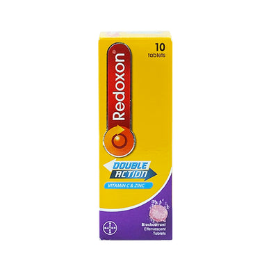 REDOXON DA EFF BLACKCURRANT (10S - BOX) - Wellings Online Store