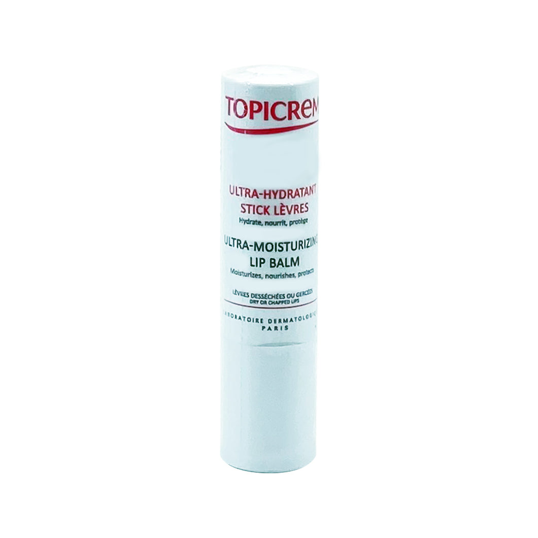 TOPICREM ULTRA-MOISTURIZING LIP BALM (4G-PCS) - Wellings Online Store