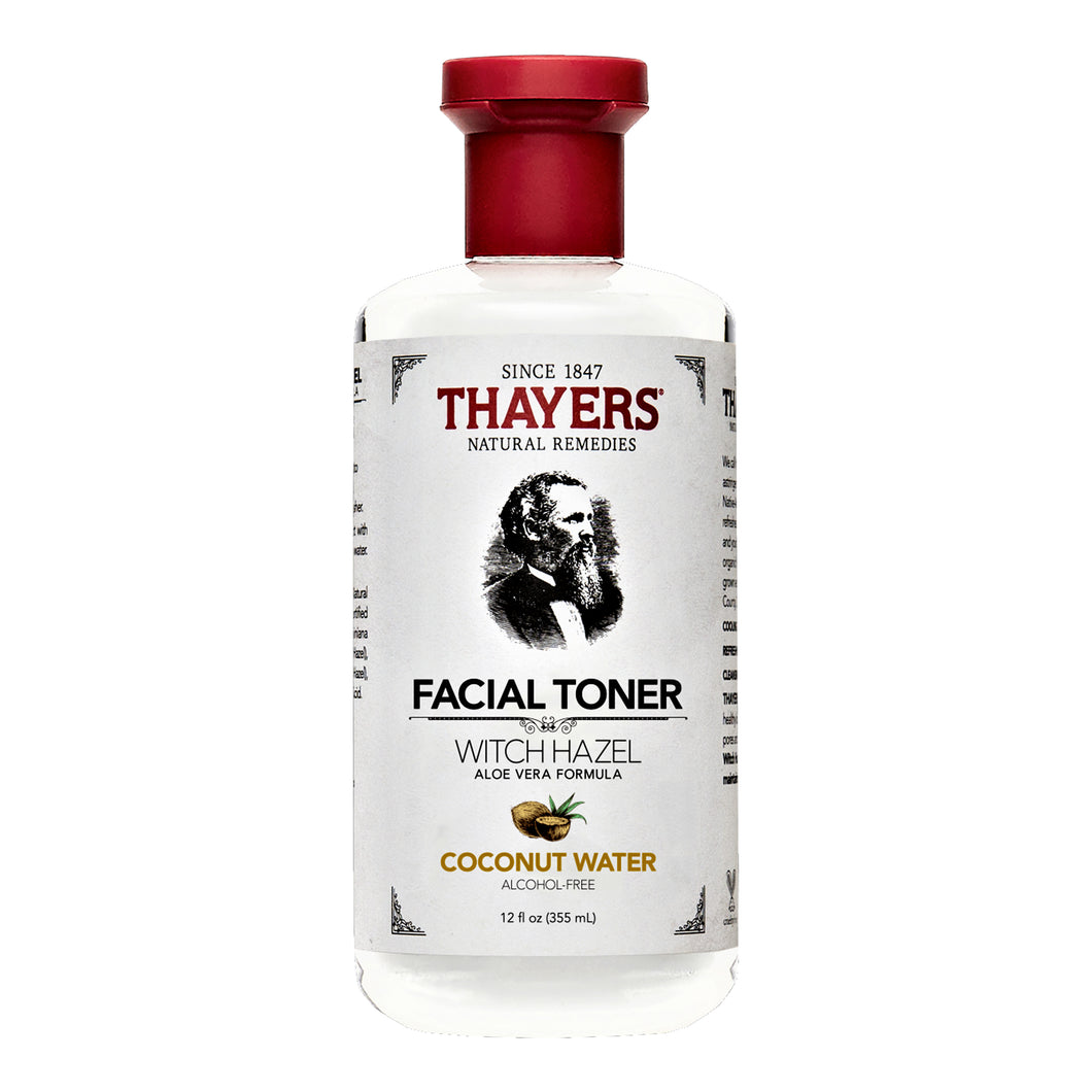 THAYERS COCONUT WATER WITCH HAZEL 355ML (BTL) - Wellings Online Store