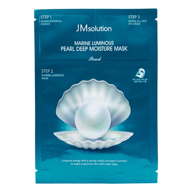 JMSOLUTION MARINE LUMINOUS PEARL DEEP MOISTURE MASK (1S - PCS) - Wellings Online Store