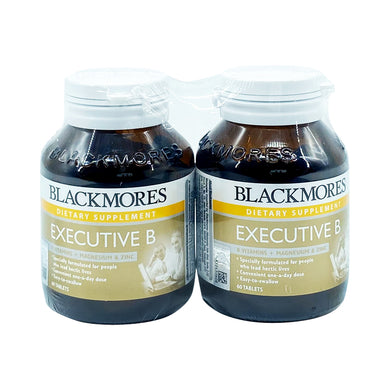 BLACKMORES EXEC B 60S (2*60S) - Wellings Online Store