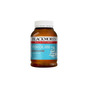 BLACKMORES FISH OIL 1000MG (400S - BTL)