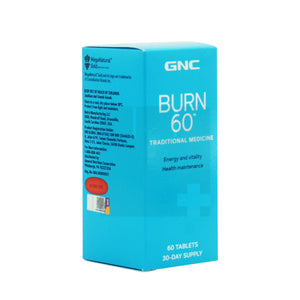 GNC BURN 60 (60S - BOX)