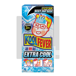 KOOL FEVER EXTRA COOL ADULT 6S (6S - BOX)