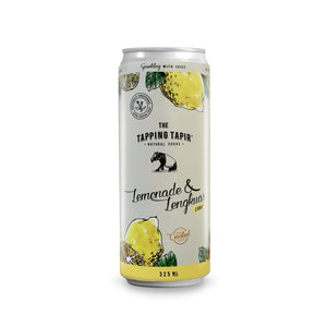 TAPPING TAPIR LEMONADE LENGKUAS LIGHT 325ML (CAN)