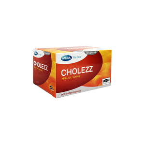 MEGA CHOLEZZ 500MG (50S - BOX)