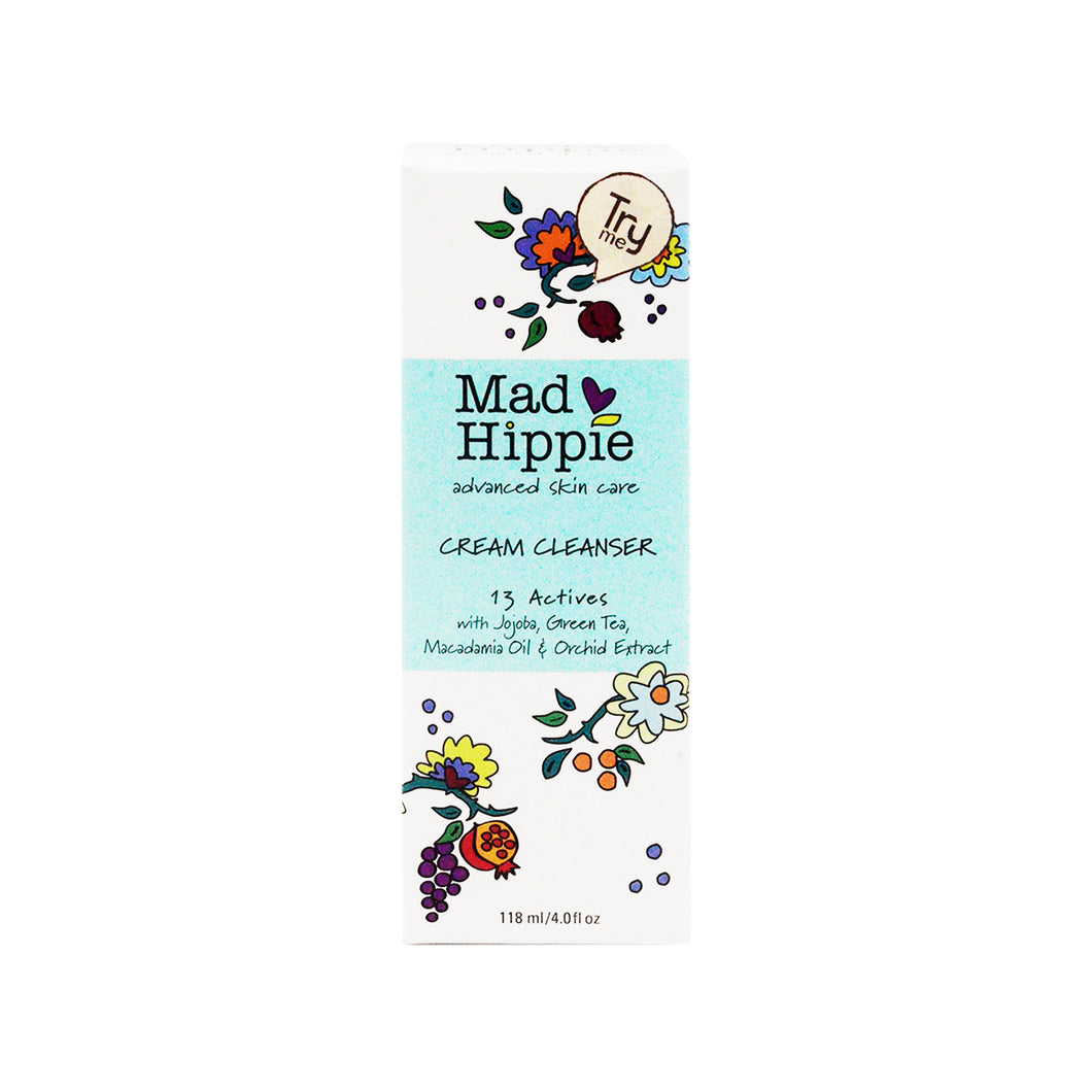 MAD HIPPIE CREAM CLEANSER 118 ML/4.0 OZ