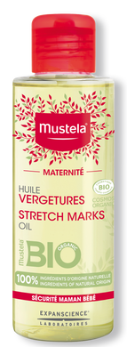 MUSTELA STRETCH MARKS PREVENTION OIL 105ML (BTL) - Wellings Online Store