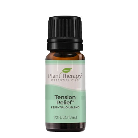 PLANT THERAPY TENSION RELIEF SYNERGY ESSENTIAL OIL 10ML (BTL)