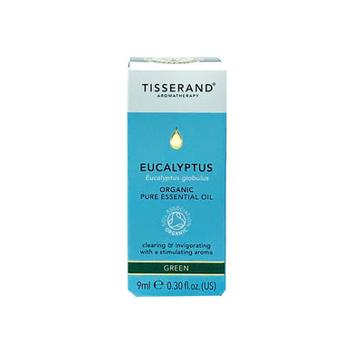 TISSERAND PURE ESSENTIAL OIL 9ML - EUCALYPTUS (BTL) - Wellings Online Store