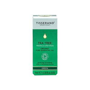 TISSERAND PURE ESSENTIAL OIL 9ML - TEA TREE (BTL) - Wellings Online Store