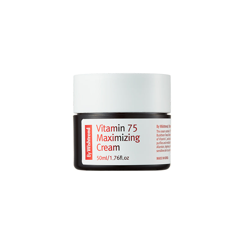 BWT VITAMIN 75 MAXIMIZING CREAM 50ML (JAR)