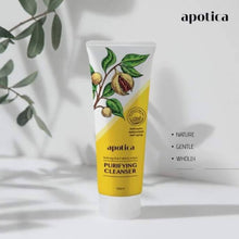Load image into Gallery viewer, APOTICA PURIFYING CLEANSER 75ML (TUBE)