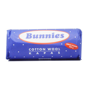 BUNNIES COTTON WOOL 300G (ROLL)
