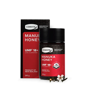 COMVITA UMF 18+ MANUKA HONEY 250G (BTL)