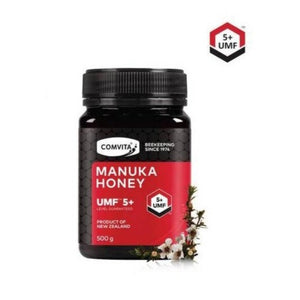 COMVITA UMF 5+ MANUKA HONEY 500G (BTL)