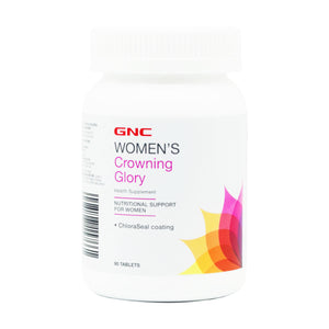 GNC WOMEN CROWNING GLORY (90S - BTL)