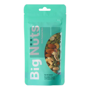 BIG NUTS HIGH PROTEIN NUT MIX 110G (PACK)