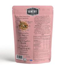 Load image into Gallery viewer, KINTRY HONEY QUINOA GRANOLA 200G - (PACK)