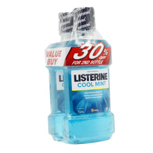 Load image into Gallery viewer, LISTERINE COOL MINT 750ML (2*BTL)